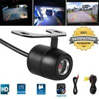 Waterproof 170° Reverse Car Rear View Backup Parking Camera With IR Night Vision