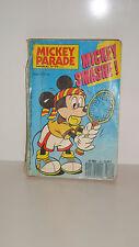 MICKEY PARADE MENSUEL N°94 OCTOBRE 1987