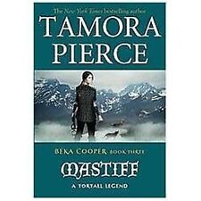 Beka Cooper #3: Mastiff by Tamora Pierce c2012 New Paperback We Combine Shipping