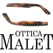 ASTE RICAMBIO RAY BAN 4165 HAVANA SIDE ARMS REPLACEMENT AVANA OCCHIALE SOLE