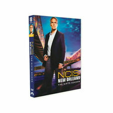 NCIS New Orleans Season 6 (5-Disc Set, DVD)  Free Shipping - Brand New n' Sealed