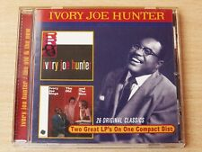 Ivory Joe Hunter/Self Titled/The Old & The New/1999 2 in 1 CD Album