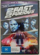 2 Fast 2 Furious - brand new and sealed DVD. Region 2, 4 PAL plus Ultraviolet.