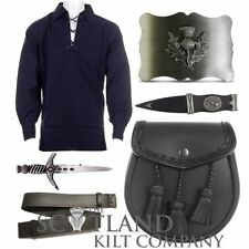 Leather Ghillie Shirt World & Traditional Clothing