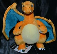"9"" Charizard Poke Plush Large Official Pokemon Center Dolls Toys Stuffed Animals"