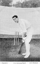 K L Hutchings Cricket Cricketer Kent unused old pc Mockford