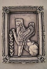 Persian Shedu Persepolis Lamassu Statue Winged Lion Assyrian Iran Fridge Magnet