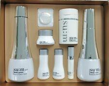 Su:m37º White Award Micro Clear Toner Emulsion Gift Set Skin Whitening Care !!!