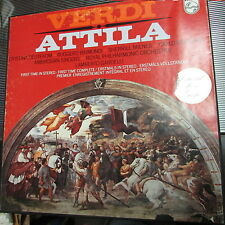 VERDI ATTILA PHILIPS LP IMPORT DUTCH DEUTEKOM RAIMNODI MILNES BERGONZI