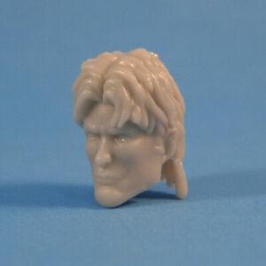 "MH084 Custom Cast head use w/3.75"" X-Men Longshot Marvel Universe Star Wars Joe"