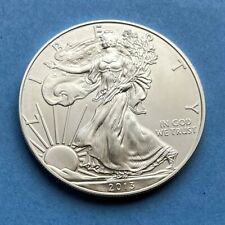 More details for 2013.999 pure silver 1 troy ounce american silver eagle