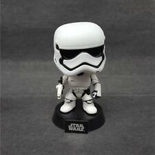 Funko Pop Star Wars First Order Stormtrooper 66 vinyl figure without box