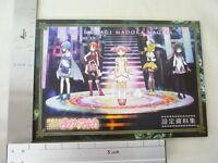 PUELLA MAGI MADOKA MAGICA Art Material Book Japan *