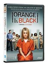 Orange Is the New Black: Season One (DVD, 2014, 4-Disc Set, Canadian)