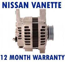 NISSAN VANETTE CARGO - BOX BUS (HC23) 1.6 - 1995 1996 - 2015 RMFD ALTERNATOR