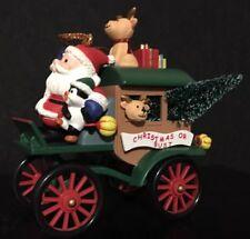 "Kirkland Signature Collectible Christmas Tree Ornament ""Christmas or Bust"""