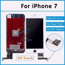 Para iPhone 7 Pantalla LCD Montaje Digitalizador de pantalla táctil de repuesto - 3D-Blanco