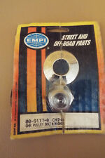 Chrome Pulley Bolt and Washer EMPI # 9117 NOS