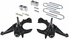 Belltech 82-04 S10/S15 Pickup Ext Cab 2/2 Drop Lowering Kit 613