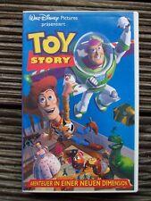Film: Toy Story, VHS, 77 Minuten