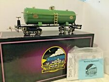MTH TINPLATE TRADITIONS 10-2079   IVES 190 TANK CAR NEW IN BOX