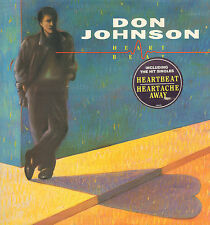 DON JOHNSON - Heartbeat- 1986 - Epic - EPCCL 32 492-1 - Holl