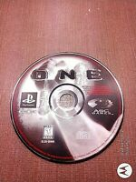 Sony PlayStation 1 PS1 Disc Only Resurfaced  One Black Label ASC Game