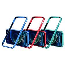 Matte Metal Aluminum Alloy Protective Bumper Case Cover for iPhone 12 Pro Max