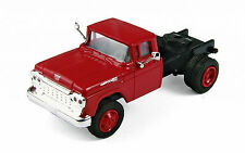 Classic Metal Works #31163  1960 Ford Single Tandem Tractor Cab - Red