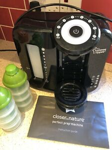 Tommee Tippee Perfect Prep Machine - Black, RRP £74.99 Excellent Condition