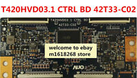 AUO T-Con Board T420HVD03.1 CTRL BD 42T33-C02 Samsung T420HVD03.1 42T33-C02