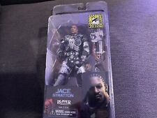 """NECA Gears of War 3 Jace Stratton Sealed NEW 7"""" 2010 SDCC EXCLUSIVE"""