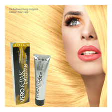 Joico - Vero K-PAK Chrome Demi Permanent Color - G9 Spun Gold - Haar Farbe 60ml