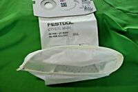 Festool 498411 Dust Extractor REUSABLE Filter Bag With ZBLong Zip CT CTL MIDI