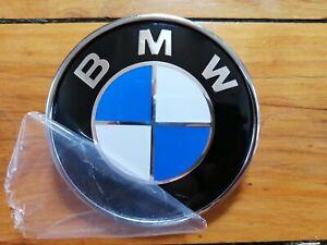 BONNET & TRUNK BMW 74MM E38 E31 E53 X5 Z3 BOOT LID BADGE