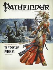 Pathfinder Adventure Path #2 The Skinsaw Murders Part 6 of 6 SC RPG D20 DnD