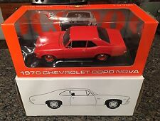 1970 Chevrolet Copo Nova 1/18 Peachstate 1 Of Only 700!