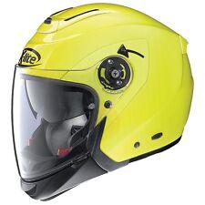 X-lite X-403gt Ciao-visibilità Casco Moto Composito Fibra N-com - Fluo Giallo XXS
