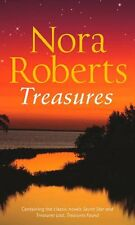 Treasures (The Stars of Mithra) by Nora Roberts   Paperback Book   9780263890198