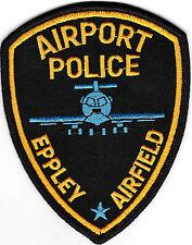 Eppley Airfield Airport Police Patch Nebraska NE NEW