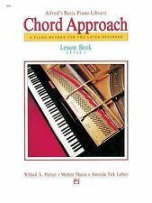 Alfred's Basic Piano Library: Alfred's Basic Piano Chord Approach Lesson...