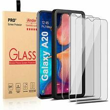 Tempered glass for Galaxy A20 Screen Protector 3 Pack