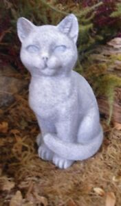 "Latex  cat  kitten mold  plaster concrete cement mould  5"" H x 2.5""W"