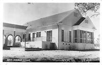 Tifton Georgia~Kent Tourist Home~Roadside Motel~US Route 41 North~1940s RPPC