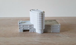 GW-82 Airport Office Building 1/500 scale