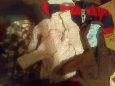 baby boy 3-6 months winter clothes lot