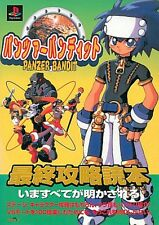 Panzer Bandit final strategy guide book / PS