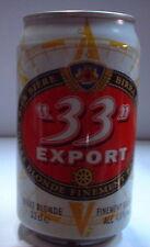 (TIPO 3) 33 EXPORT 33CL 4,8% VOL  Lata vacia empty can leere dose lattina vuota
