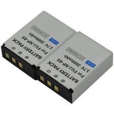 2x NP-85 Battery for Fujifilm FinePix SL1000 SL240 SL245 SL260 SL280 SL300 SL305