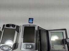 Palm Tungsten T3 Handheld Pda+ Compaq iPaq Pocket Pc + Palm m500 Untested